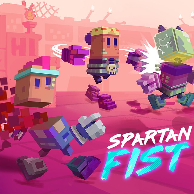 Thumbnail of Spartan Fist on PS4