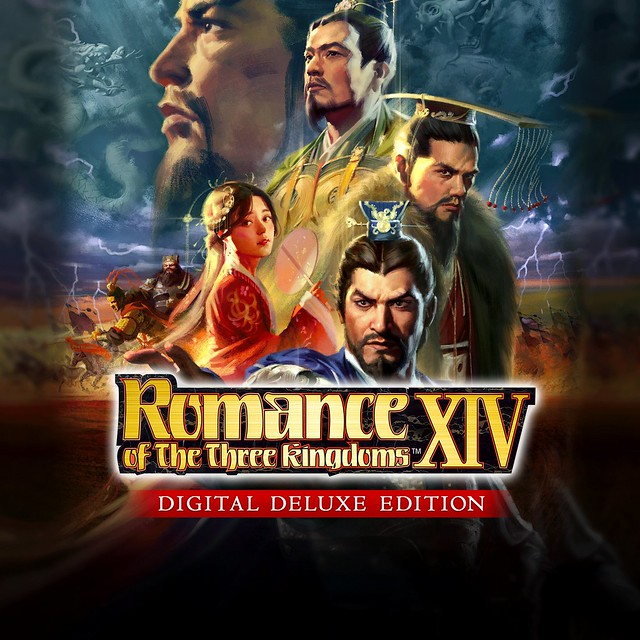 ROMANCE OF THE THREE KINGDOMS XIV Digital Deluxe with Bonus