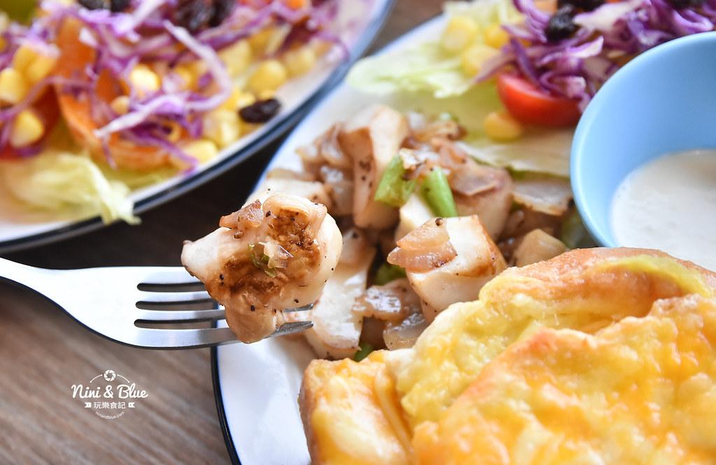 大里美食 搞岡 brunch早午餐菜單價位17