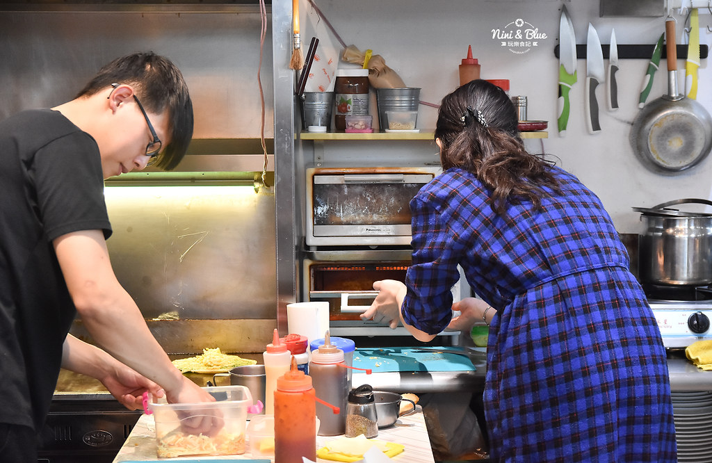大里美食 搞岡 brunch早午餐菜單價位09