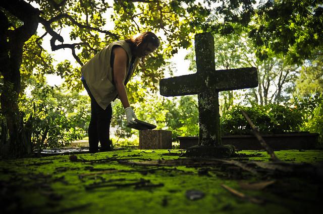 Saúde promove Dia D contra dengue em cemitérios do DF