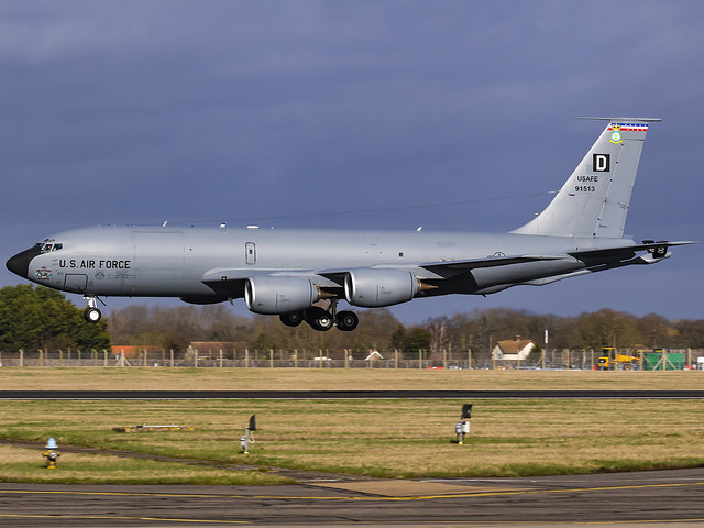 United States Air Force   Boeing KC-135T Stratotanker   59-1513