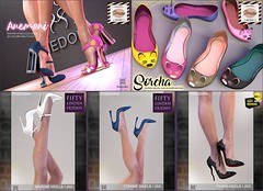 Phedora. for The Saturday Sale Official - SL, Fifty Linden Fridays! & 60L$ Happy Weekend sale Feb 22-23rd ♥