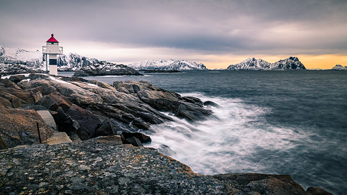 Kabelvag Molo - Norway - Seascape photography | by Giuseppe Milo (www.pixael.com)