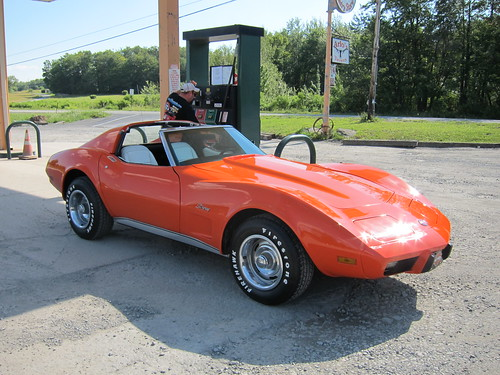 chevrolet usa 1970s corvette corvettec3 stingray