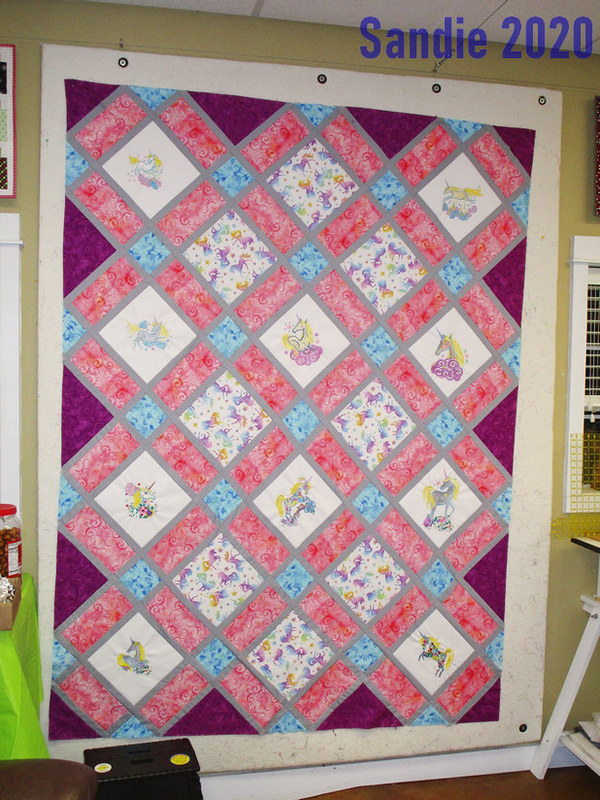 Sandie's Delilah Quilt