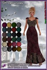 ~Ladies' Pleasure~ Cassia Gown
