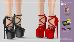 : CULT : Gia High Heels with HUD