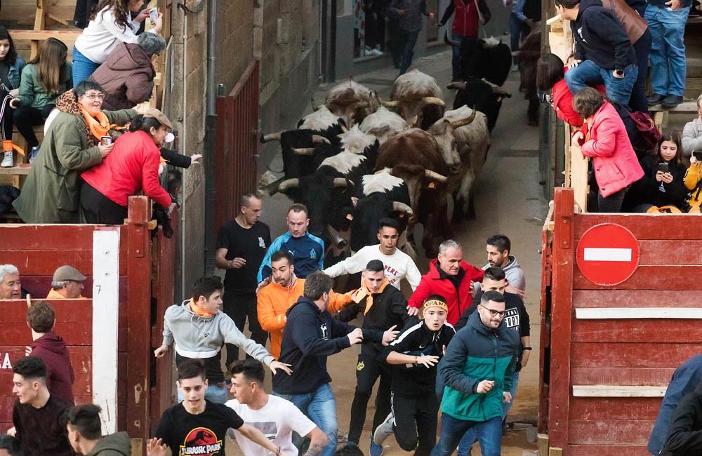 Jose Vicente  ICAL Miles de personas celebran el comienzo del Carnaval del Toro con el tradicional 'El Campanazo' en Ciudad Rodrigo (Salamanca) (7)