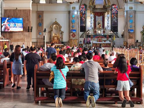 Quiapo Church Metro Manila Capital Philippines Southeast-Asia  © Hauptstadt Philippinen Südost-Asien ©
