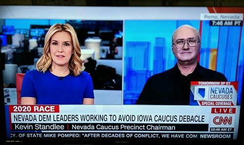 Kevin on CNN