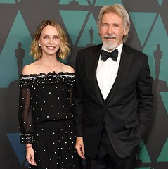 Harrison Ford Reveals the Key For Long Lasting Marriage With Calista Flockhart