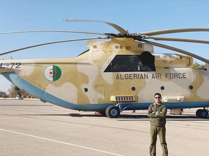 صور المروحيات الجزائرية  MI-26T2 - صفحة 23 49566065243_a6b92572a8_b