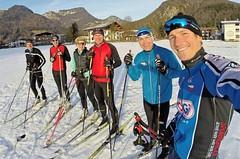 JAK NA TRIATLON: Běžky, pás, trenažér... Bez zimních objemů se neobejdete