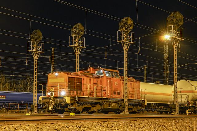 298 307 DB Cargo AG | Rostock-Seehafen | Februar 2020