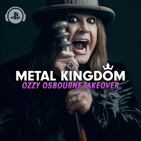 Metal Kingdom: Ozzy Osbourne Takeover