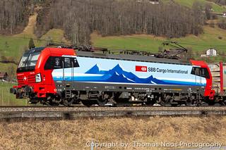 SBB Cargo International, 193 475-1 : Domodossola