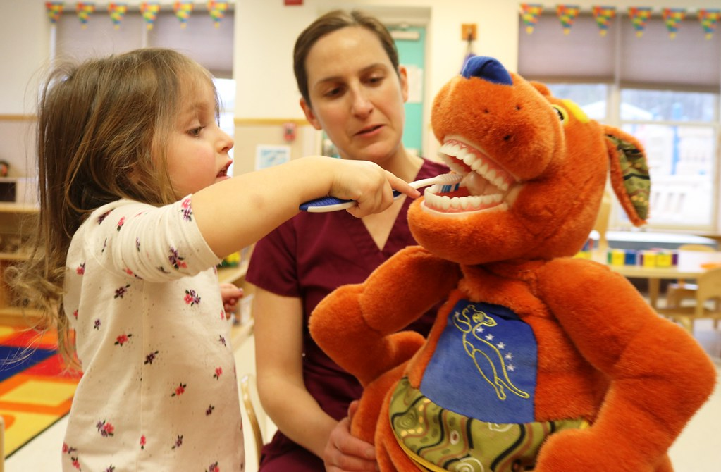 APG Children Learn about Dental Care- Feb. 13, 2020