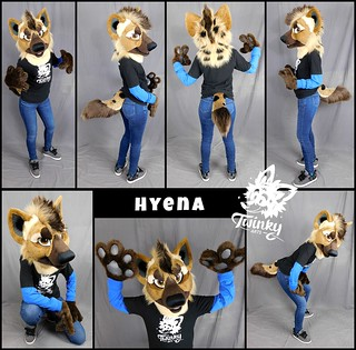 Hyena | by tweekowolf
