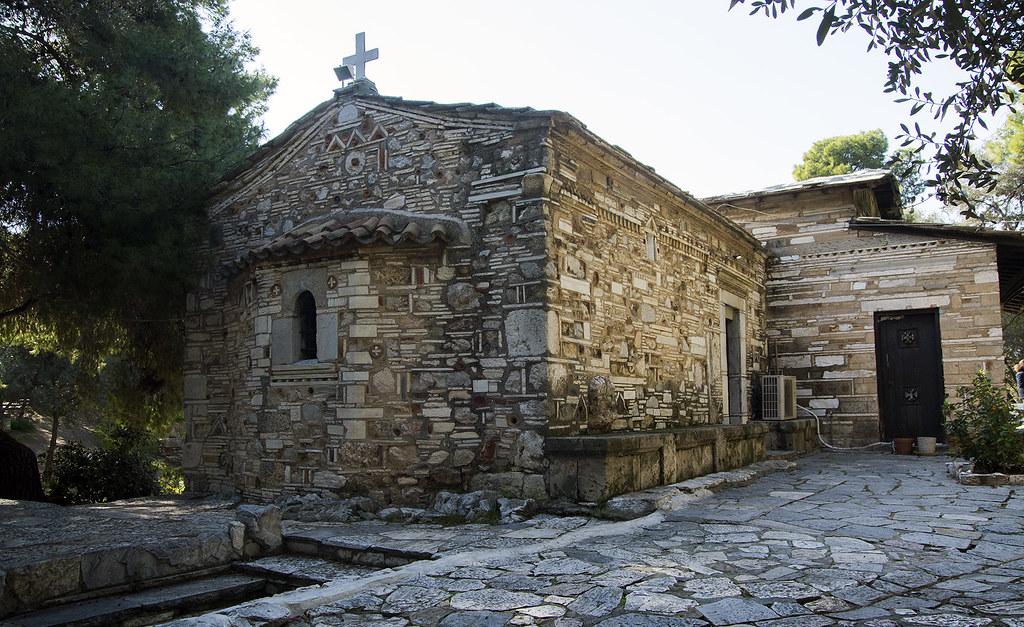 Church of Saint Demetrios Loumbardiaris
