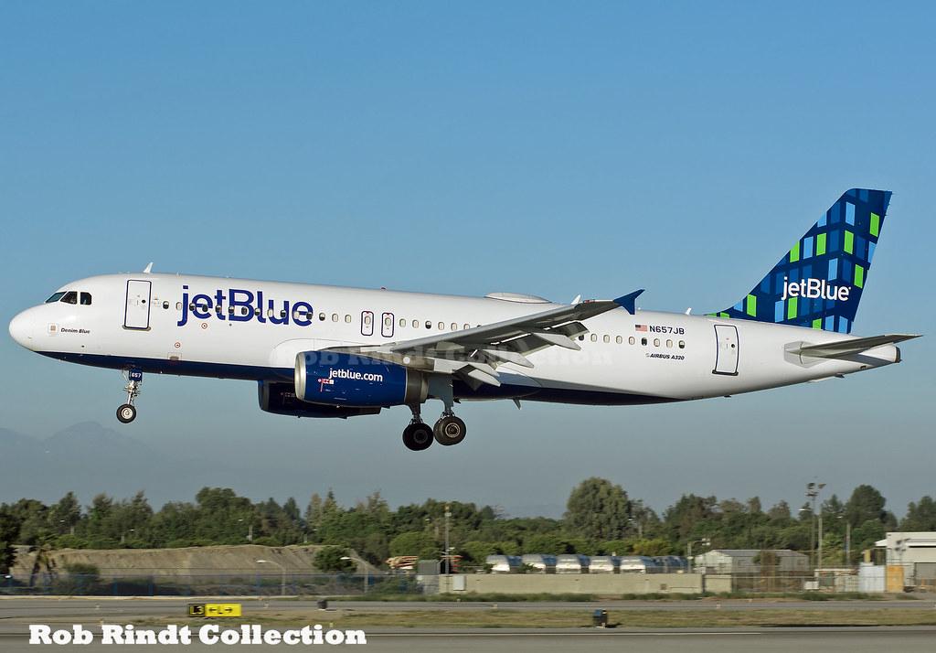 Jet Blue A320-232 N657JB