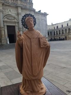 statua sant'oronzo