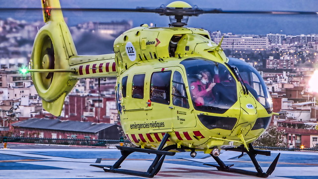 Airbus Helicopters H145 EC-MJK