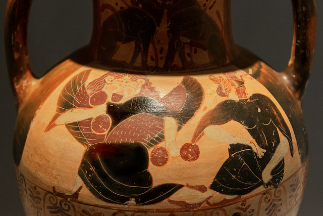 """""""The Colors of the Etruscans"""" - The Recovered Artworks XXXI – Mythological Issues"""
