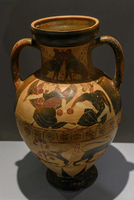 """""""The Colors of the Etruscans"""" - The Recovered Artworks XXX – Mythological Issues"""
