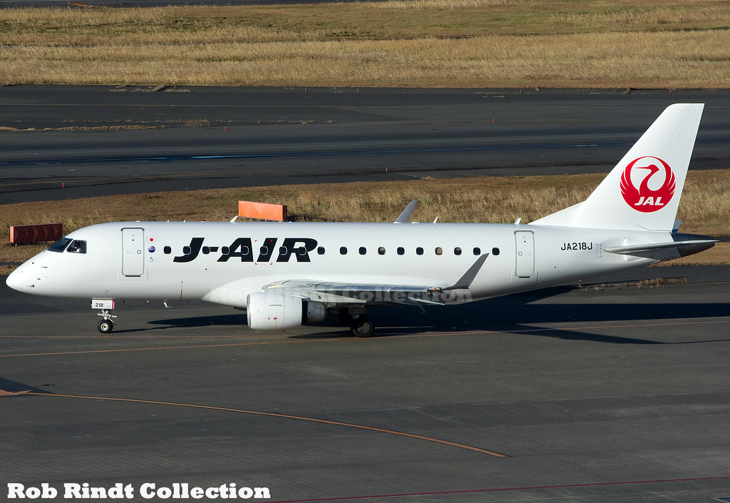 J-Air Embraer 170STD JA218J