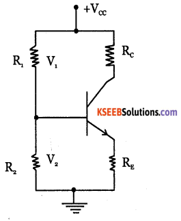 2nd PUC Electronics Question Bank Chapter 3 Transistor Amplifiers 3