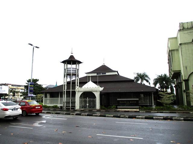 Sibu old mosque, restored
