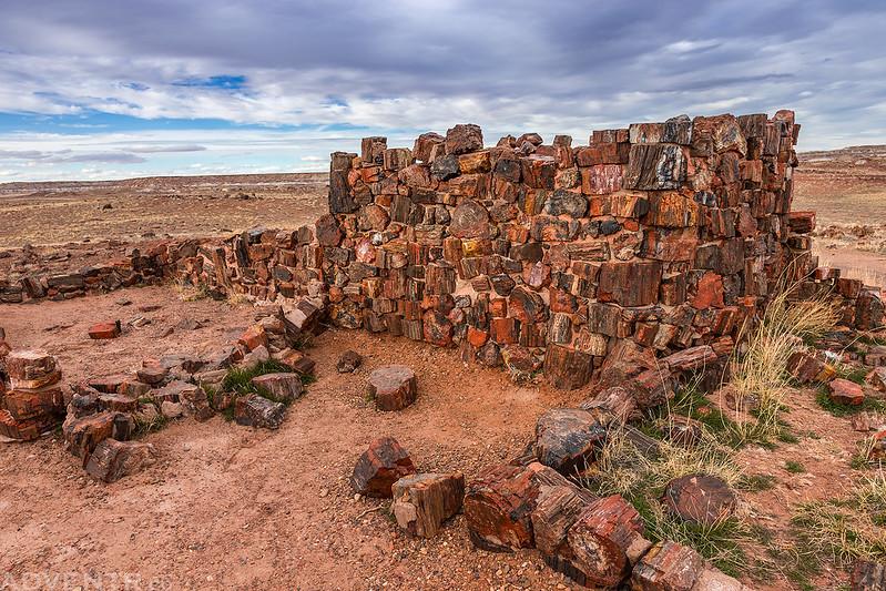 Agate House Ruins
