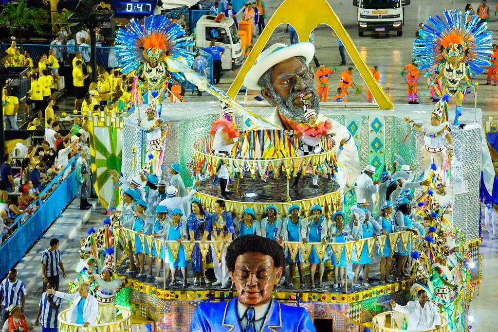 Carnaval Rio 2020 - Renascer de Jacarepaguá - Fernando Grilli    Riotur