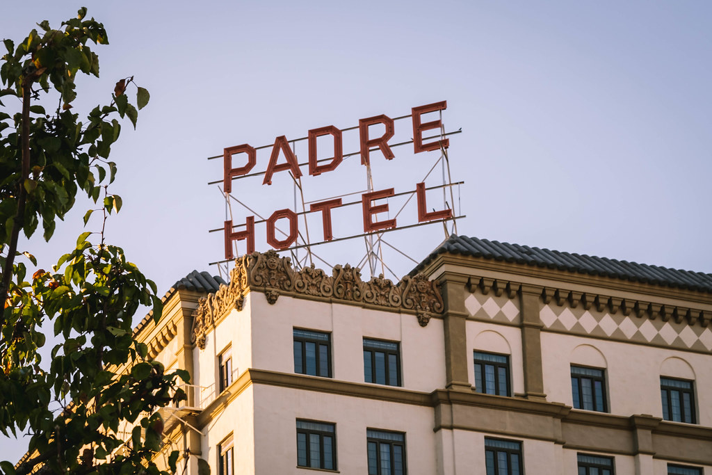 Padre Hotel Bakersfield California_DSF1258