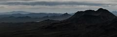 2020 02 Silverbell Peak and  Waterman Peak from Ragged Top