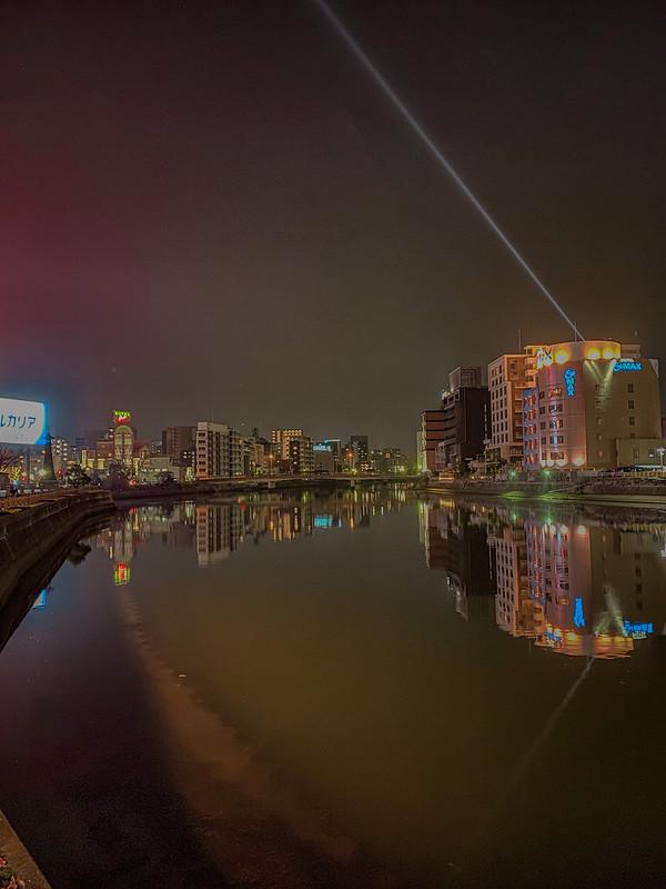 Fukuoka Nakasu Yatai