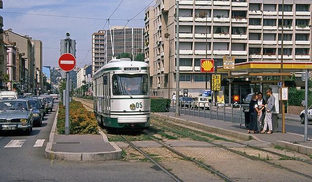 42 Saint-Étienne le tramway -------------------