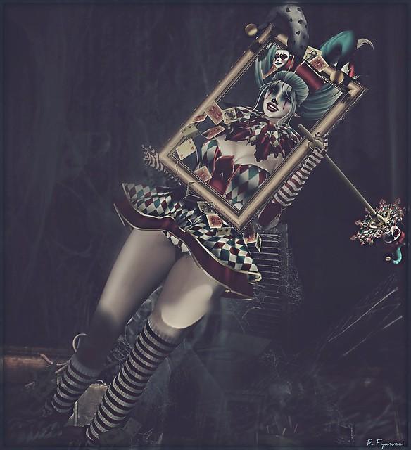 ► ﹌Jester lover..◄﹌