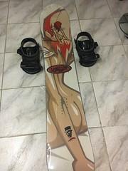 Snowboard Nový - titulní fotka