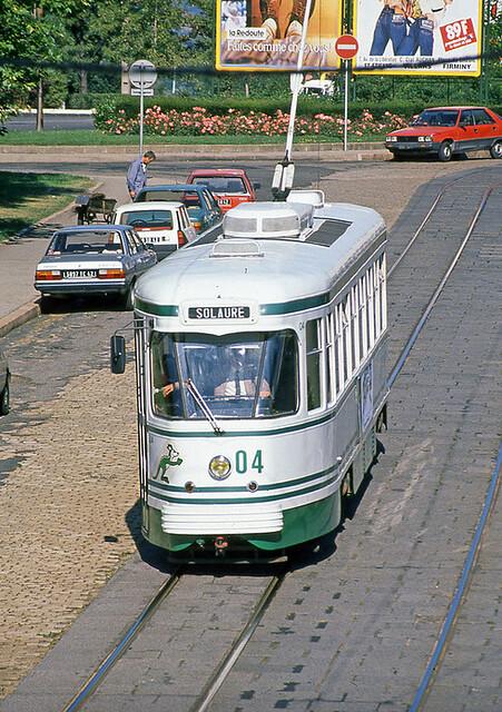 42 Saint-Étienne le tramway ---------------------------------