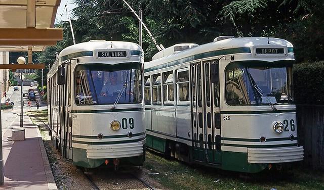 42 Saint-Étienne le tramway --