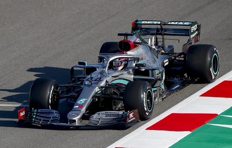 Lewis Hamilton。(達志影像資料照)