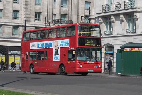 Arriva London VLA55 LJ53BBU