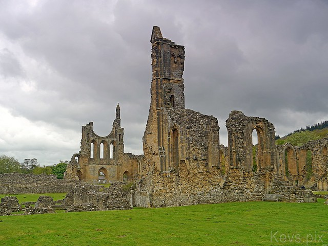 Bylands Abbey-26