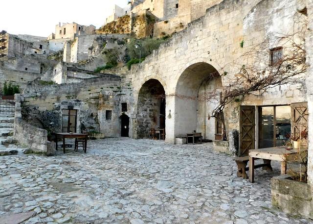 Matera - Sextantio le Grotte della Civita