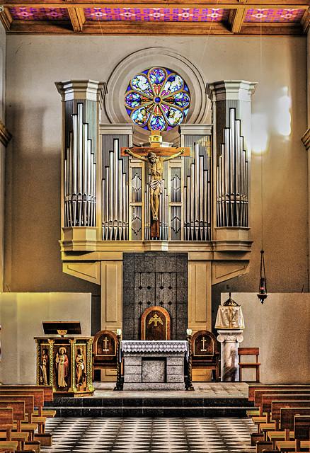 ST. MARY'S CHAPEL - ST. PAUL SEMINARY