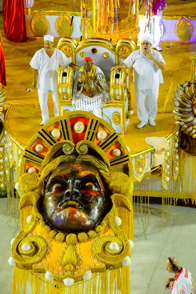 Carnaval Rio 2020 - Império Serrano - Fernando Grilli |  Riotur