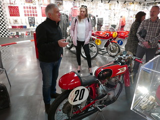 Legend Night with Giacomo Agostini