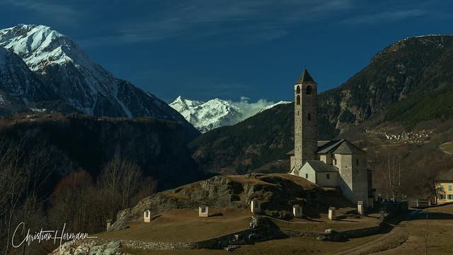 Chiesa Santi Lorenzo e Agata, Rossura